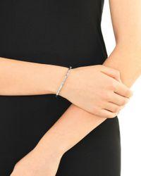 John Hardy Metallic Sterling Silver Slim Cuff Bracelet