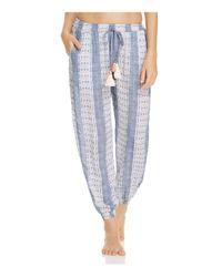Cool Change Blue Ubud Swim Cover-up Pants