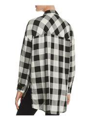 Splendid - Multicolor Check Shirt - Lyst