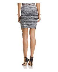 Guess Black Kaya Space-dye Skirt