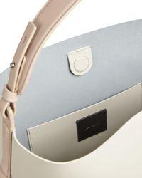 AllSaints Multicolor Paradise North/south Leather Shoulder Bag