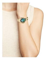 Robert Lee Morris - Multicolor Robert Lee Moris Soho Hinge Bangle - Lyst