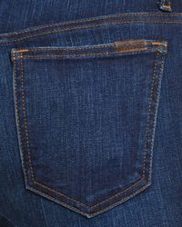 Joe's Jeans Blue The Icon Skinny Jeans In Nurie