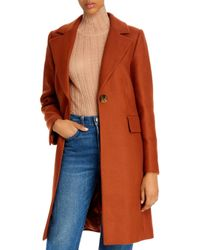 Whistles Multicolor Clara Double - Breasted Coat