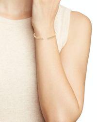 Nadri Metallic Mila Hinge Bracelet