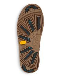 Ugg Brown Classic Ii Waterproof Short Boots