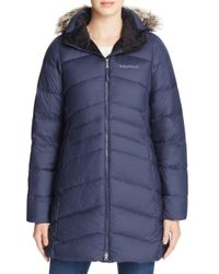 Marmot Blue Coat - Montreal Hooded