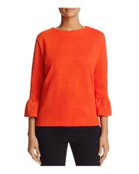 BOSS Red Elifa Bell-sleeve Sweater