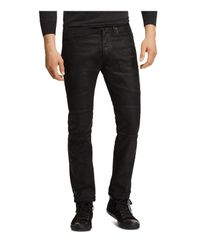 Polo Ralph Lauren - Sullivan Slim Fit Jeans In Black for Men - Lyst