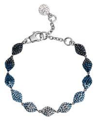Atelier Swarovski - Metallic Moselle Mini Bracelet - Lyst
