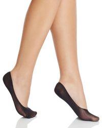 Hue - Natural Hidden Liner Socks - Lyst