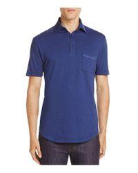 Goodlife - Blue Regular Fit Polo Shirt for Men - Lyst