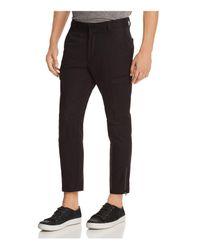 HUGO Black Harik Cargo Pants for men