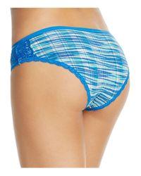 Honeydew Intimates Blue Jessi Bikini