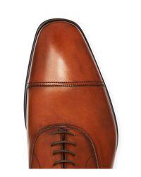 To Boot | Brown Aidan Cap Toe Oxfords for Men | Lyst