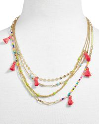 "BaubleBar - Multicolor 23"" - Lyst"
