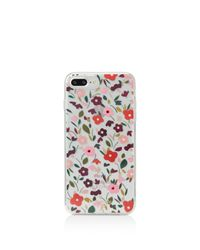 Kate Spade - Multicolor Jeweled Boho Floral Iphone 7 Plus Case - Lyst