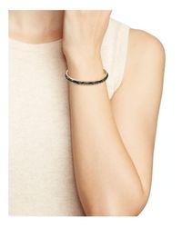 Rebecca Minkoff | Blue Braided Cuff | Lyst