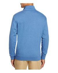 Vineyard Vines - Blue Tiller Quarter Zip Sweater - 100% Bloomingdale's Exclusive for Men - Lyst