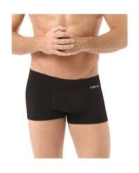 Naked - Black Luxury Stretch Micromodal Trunks for Men - Lyst