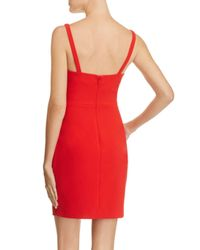 Likely Red Constance Body-con Dress