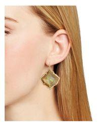 Kendra Scott Multicolor Kirsten Drop Earrings