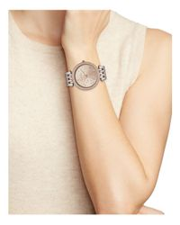 MICHAEL Michael Kors - Multicolor Michael Micheal Kors Darci Watch, 39mm - Lyst