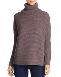 Vero Moda Brown Sayla Turtleneck Sweater