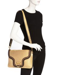 Marc Jacobs - Multicolor Uptown Envelope Medium Leather Shoulder Bag - Lyst