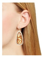 Kendra Scott - Metallic Lyn Earrings - Lyst