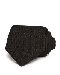 Turnbull & Asser - Red Woven Classic Tie for Men - Lyst