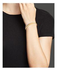 Marco Bicego Metallic White & Rose Gold Goa Bracelet