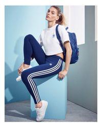 Adidas White 'superstar' Sneaker for men