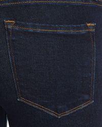 FRAME - Blue Le Skinny De Jeanne Jeans In Grove Street - Lyst