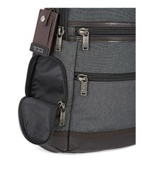 Tumi Brown Knox Backpack for men