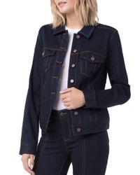 Liverpool Jeans Company Blue Classic Dream Jean Jacket