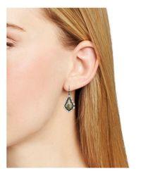 Kendra Scott | Brown Juniper Earrings | Lyst
