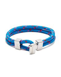 Babette Wasserman - Blue Boatyard Bracelet for Men - Lyst