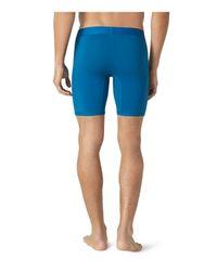Tommy John | Blue Cool Cotton Boxer Briefs for Men | Lyst