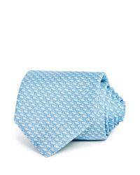 Vineyard Vines Blue Whale Classic Tie for men