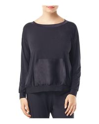 Commando - Blue Butter Sweatshirt - Lyst