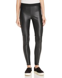 Bailey 44 Black Stevie Faux Leather Leggings
