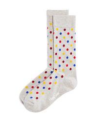 Happy Socks - Multicolor Dot Socks - Lyst