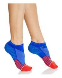 Stance - Blue Midnight Gardener Low Socks - Lyst