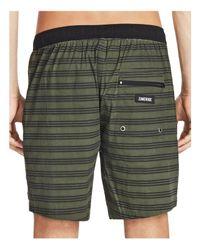 Zanerobe - Green Laguna Camouflage Swim Trunks for Men - Lyst