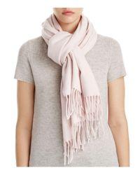 Rag & Bone - Multicolor Classic Wool Scarf - Lyst