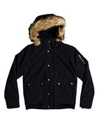 Quiksilver Arris Jacket in Black für Herren