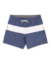 O'neill Sportswear Sunset Boardshorts in Blue für Herren
