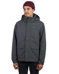 Patagonia Isthmus Jacket in Gray für Herren