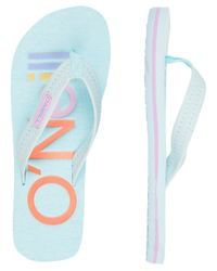 O'neill Sportswear Blue Profile Fabric Sandals
